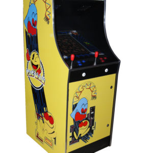 Arcade Rewind 60 in 1 Upright Arcade Machine Pac-Man