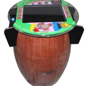 Arcade Rewind 60 in 1 Barrel Arcade Machine