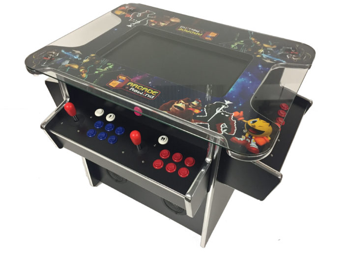 Arcade Rewind 2475 in 1 Cocktail Arcade Machine for sale