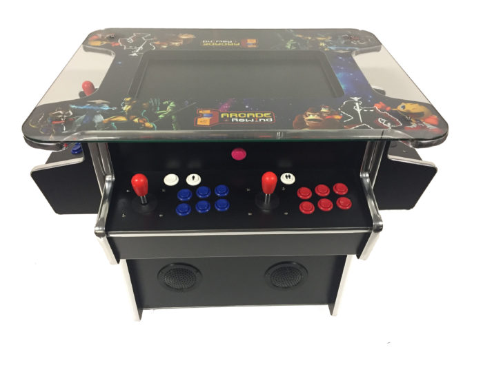 Arcade Rewind 2475 in 1 Cocktail Arcade Machine for sale Sydney