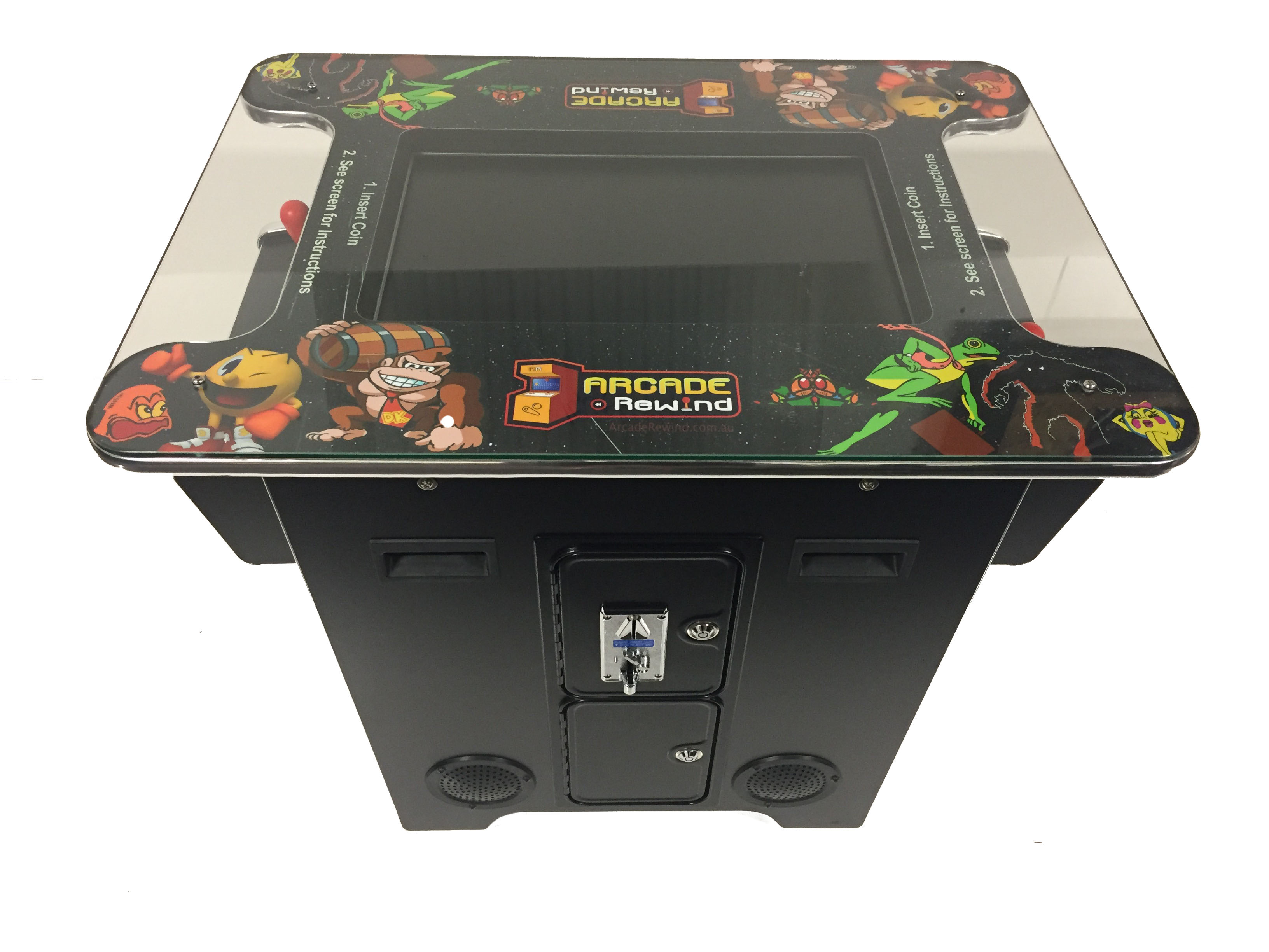 on arcade machine for sale