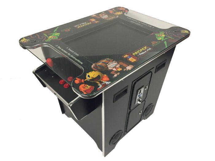 Arcade Rewind 60 in 1 Cocktail Arcade Machine