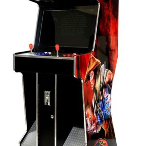 Arcade Rewind Mortal Kombat 2100 in 1 Upright Arcade Machine