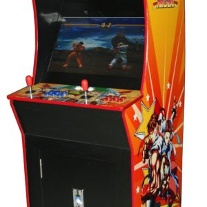 Arcade Rewind Street Figher 2100 in 1 Upright Arcade Machine