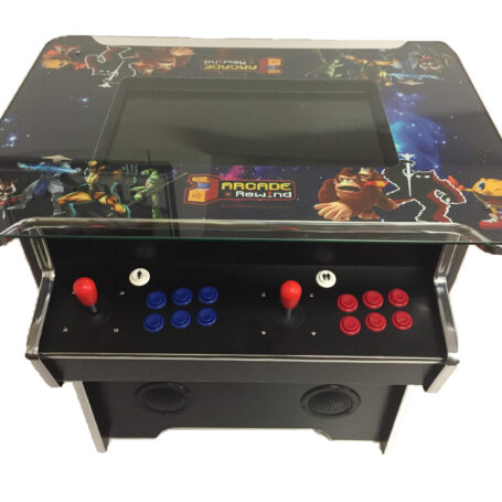 Arcade Rewind 3499 Game Cocktail Arcade Machine Single Sided For Sale Perth WA