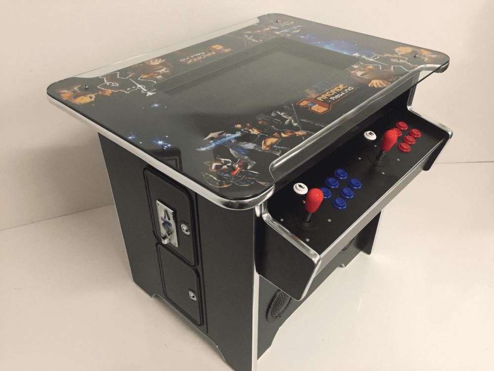 Arcade Rewind 2100 in 1 Cocktail Arcade Machine for sale Perth