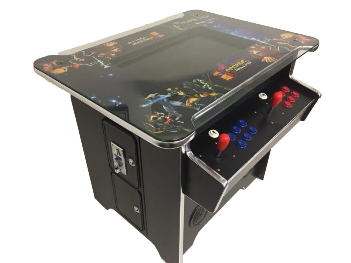Arcade Rewind 3499 Game Cocktail Arcade Machine Single Sided For Sale NSW VIC