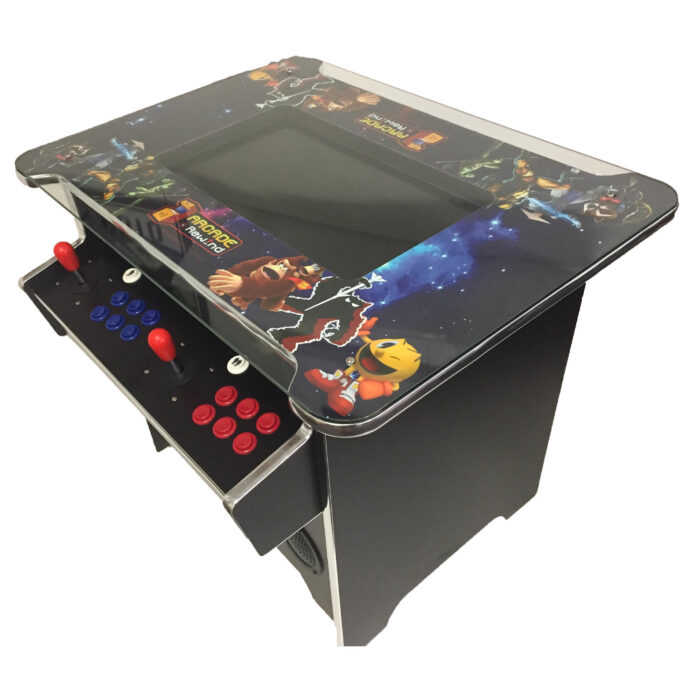 Arcade Rewind 3499 Game Cocktail Arcade Machine Single Sided For sale Sydney Melbourne