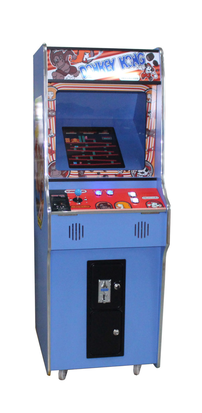 Arcade Rewind 60 in 1 Upright Arcade Machine Donkey Kong Perth