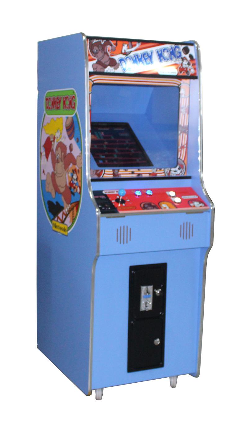 Donkey Kong Arcade Cabinet Sobkitchen