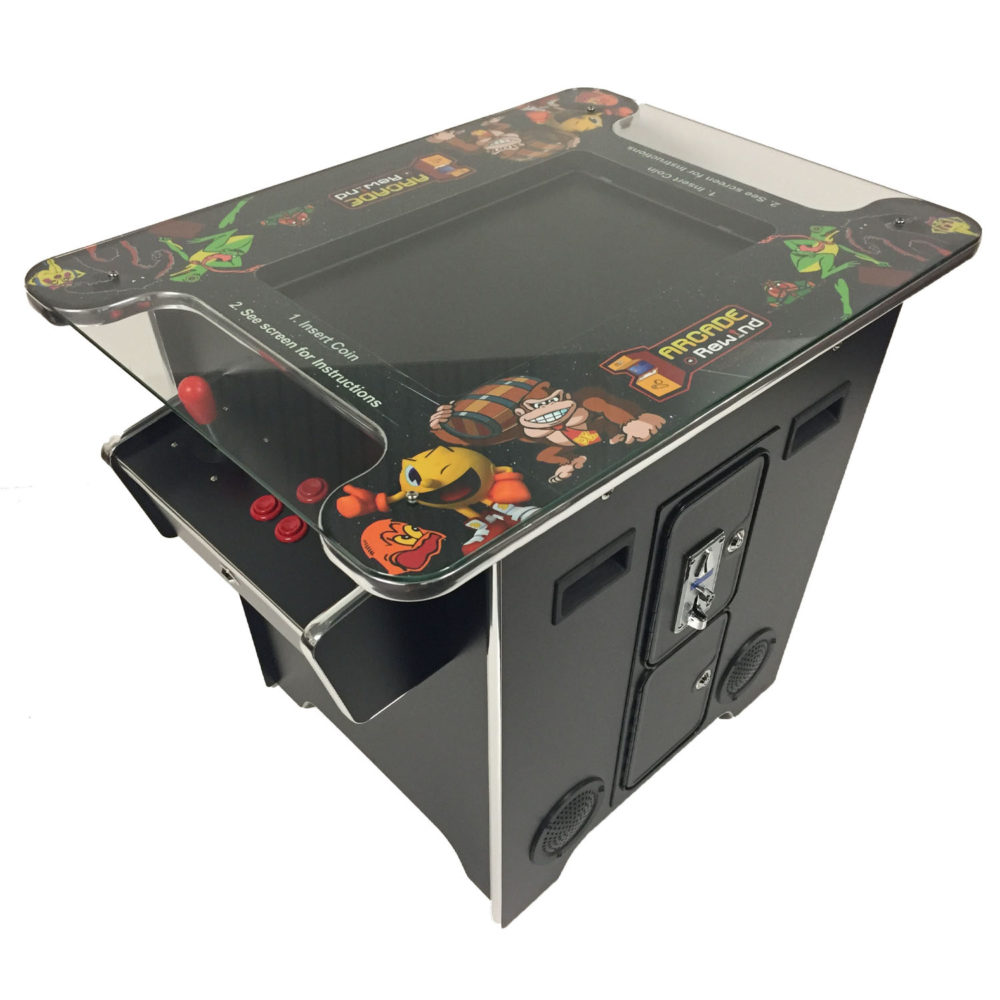 412 Game Cocktail Arcade Machine