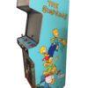 Arcade Rewind 3500 in 1 Upright Arcade Machine Simpsons right Sydney