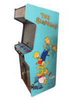 Arcade Rewind 2019 in 1 Upright Arcade Machine Simpsons right Sydney