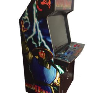 Arcade Rewind 2100 in 1 Upright Arcade Machine Mortal Kombat 2