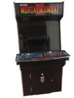Mortal Kombat Arcade Machine by Arcade Rewind