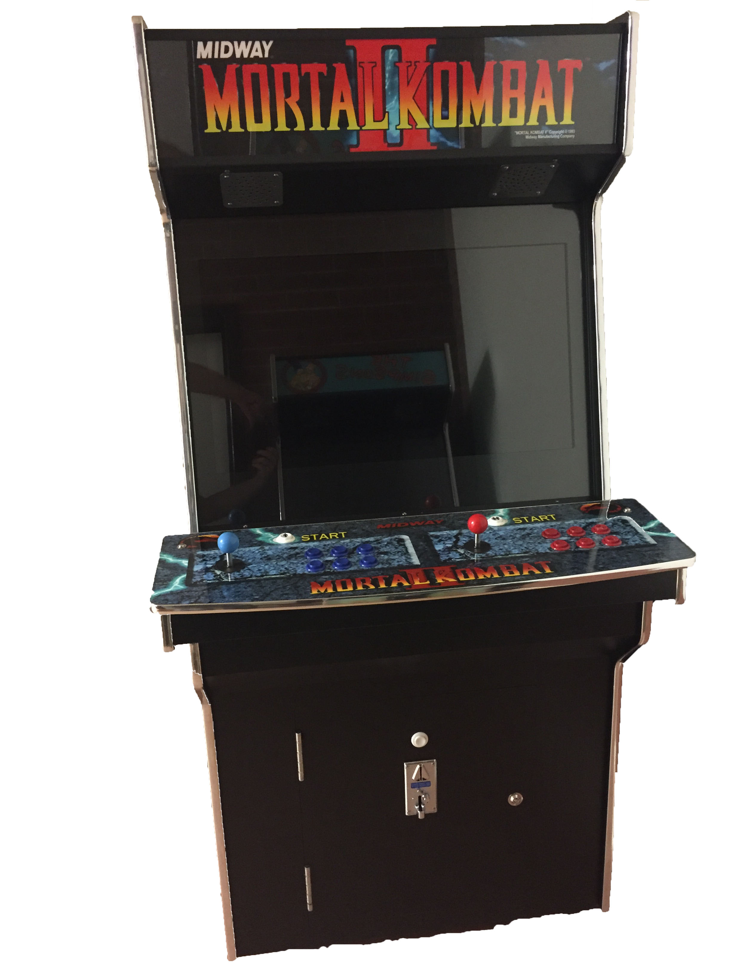 Wii U Arcade Machine : Pac man table joins the super smash bros fray for