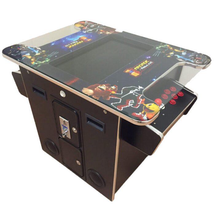 1940 Game Cocktail Twin Arcade Machine