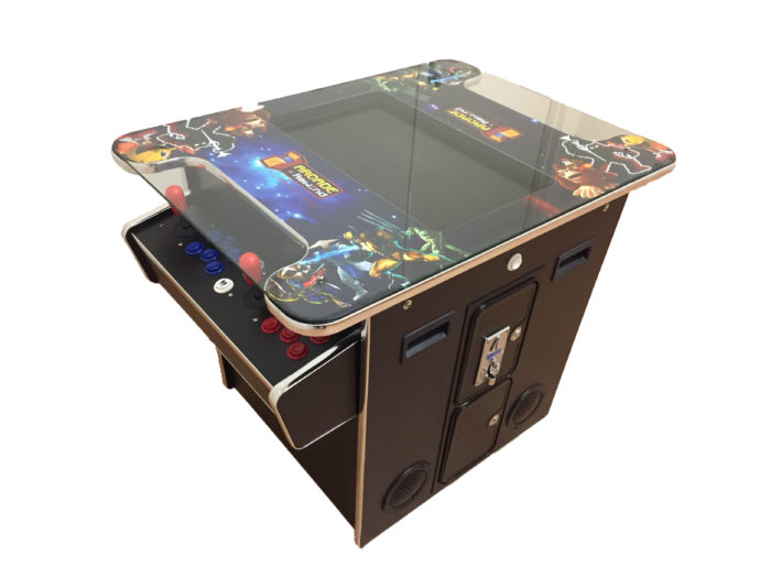 Arcade Rewind's arcade table