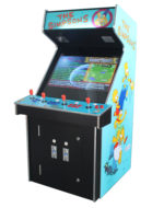 Arcade Rewind 3500 in 1 Upright Arcade Machine With Simpsons Sydney