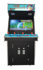 Arcade Rewind 3500 in 1 Upright Arcade Machine With Simpsons Perth