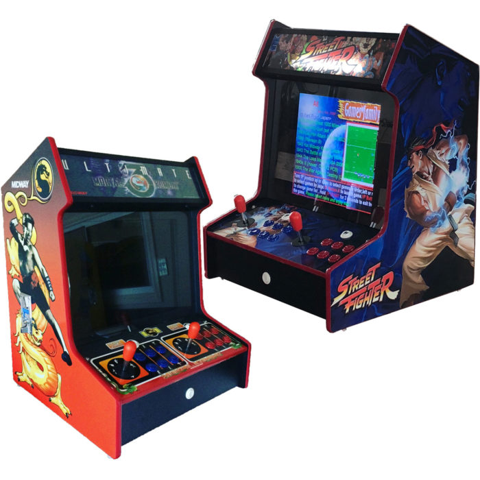 Arcade Rewind 3500 Game Bar Top Arcade Machine