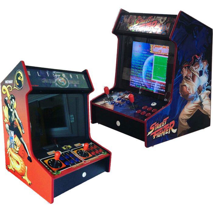Arcade Rewind 3500 Game Bar Top Arcade Machine