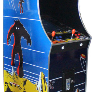 Arcade Rewind 60 in 1 Upright Arcade Machine Space Invaders