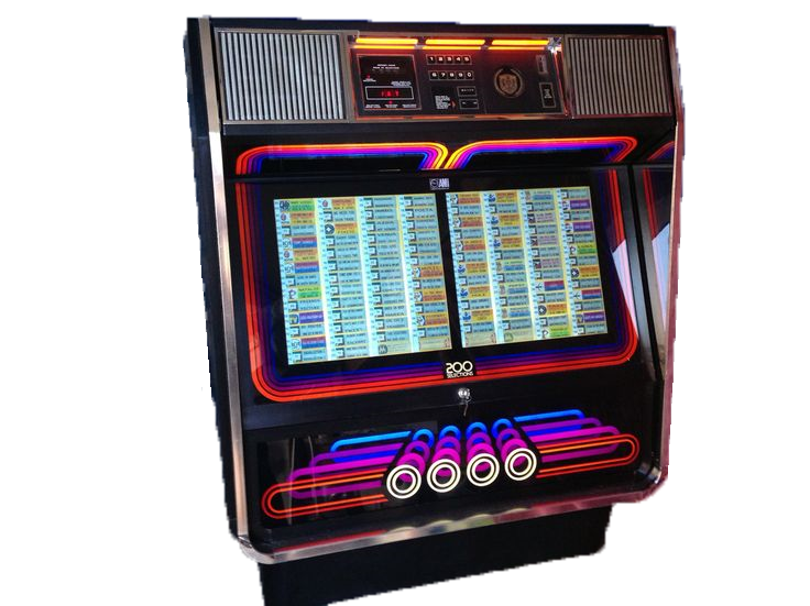 Rowe AMI R-84 Vinyl Jukebox for sale