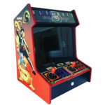 Arcade Rewind Mortal Kombat 2100 game Bar Top Machine