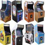 Arcade Rewind 60 Game Upright Arcade Machines