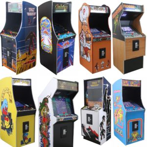 Arcade Rewind 60 Game Upright Arcade Machines
