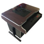 Dark Retro Cocktail Table Arcade Machine for sale Canberra