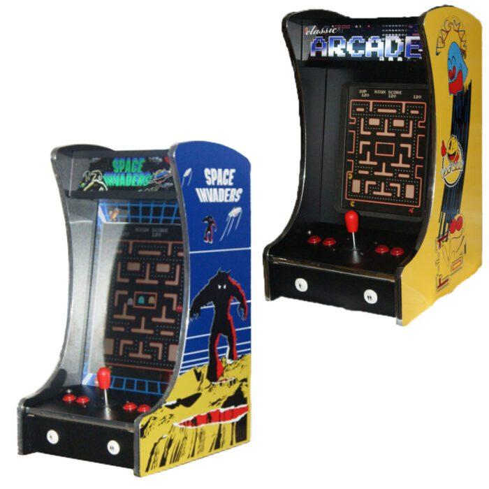 Arcade Rewind 60 Game Bar Top Arcade Machines