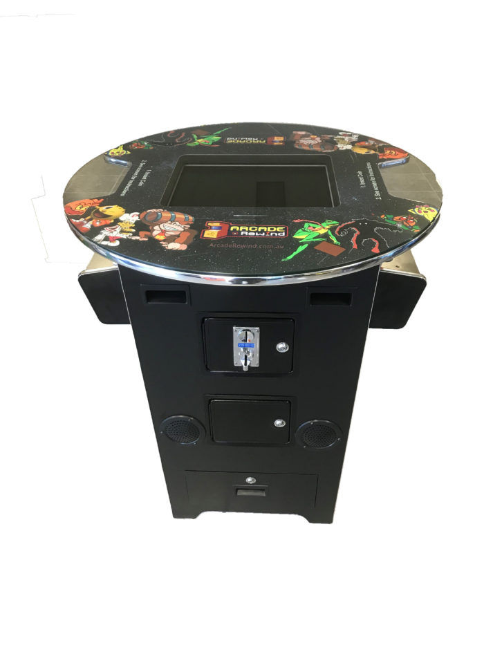Arcade Rewind 60 Game Tall Cocktail Arcade Machine for sale