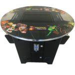Round Cocktail Arcade Machine