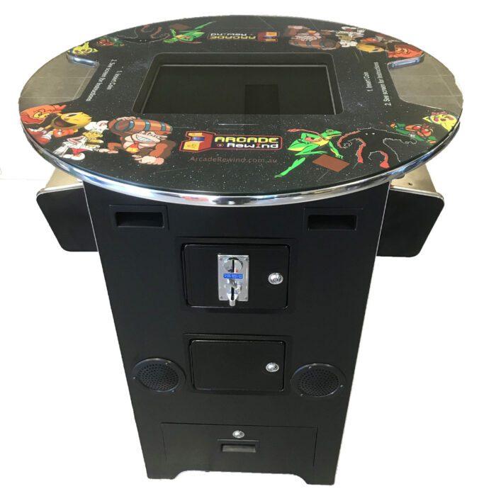 Tall Cocktail Arcade Machine