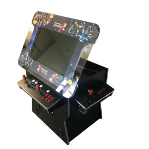 Arcade Rewind 3500 Game Tilt Cocktail Arcade Machine
