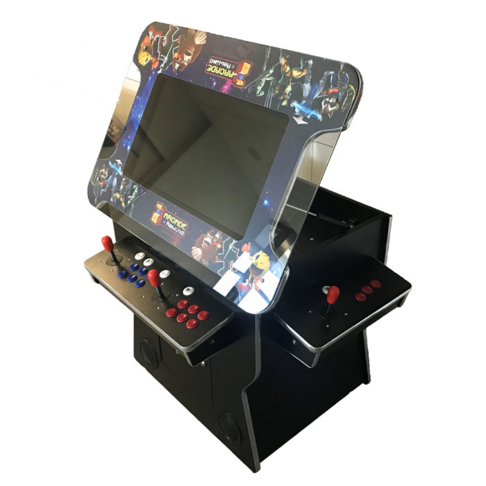 Arcade Rewind 3500 Game Tilt Cocktail Arcade