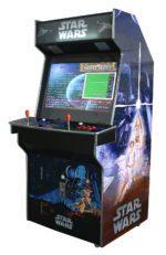 Upright Arcade Machine Star Wars