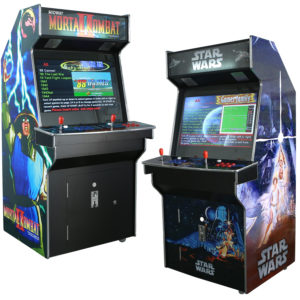 Arcade Rewind 3500 Game Upright Arcade Machines 32 inch Screen