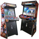 Arcade Rewind 3500 Game Slim Upright Arcade Machine 4 Player
