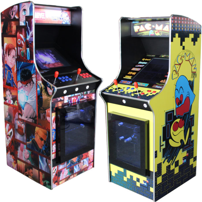 Arcade Rewind Fridge Upright Arcade Machines