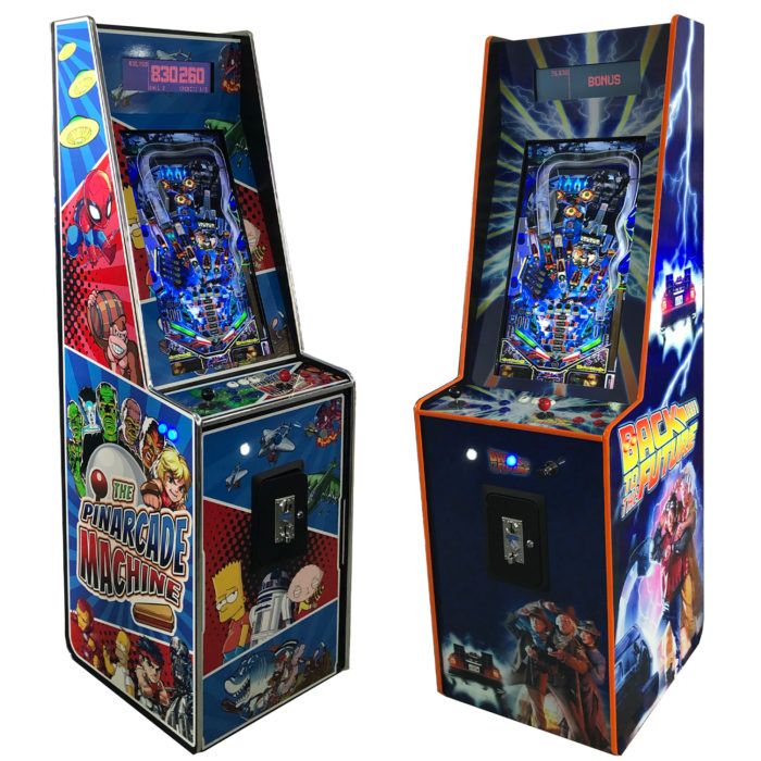 Arcade Rewind 1169 Upright Virtual Pinball and Arcade Machine