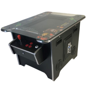 Arcade Rewind 60 Game Short Stack Cocktail Arcade Machine
