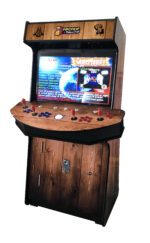 for sale Melbourne Arcade Rewind Woody 3500 Game Upright Arcade Machine 4 Player Trackball